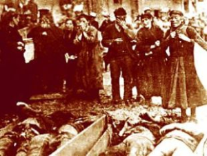 91st memorial of the Greek Genocide by the Ottoman Turks