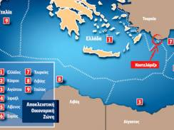 Η Ελλάδα πρέπει άμεσα να οριοθετήσει την ΑΟΖ της με Κύπρο και Αίγυπτο