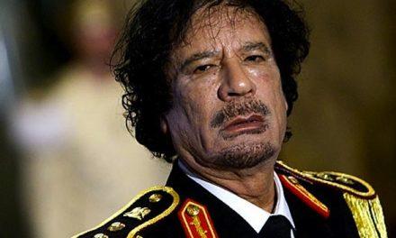 News Goldman Sachs and Gaddafi: a splendid conspiracy