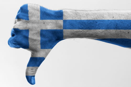 Greece Inches Closer to an Accident