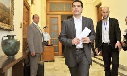 Tsipras Hardens Greek Stance After Collapse of Talks