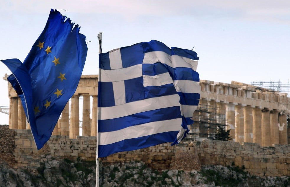 Germany sounds ready to kick Greece out of the euro