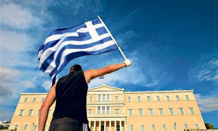 How has Greece crisis damaged euro zone's reputation?