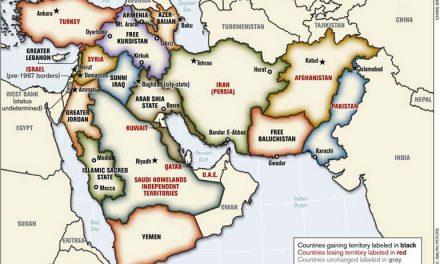 Strategic quagmire — Middle East