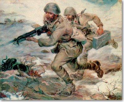 Η επίθεση εναντίον της Ελλάδας το 1940