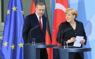 """Χωρίς τα """"δικά"""" μας ζητήματα, η Μέρκελ στην Άγκυρα"""