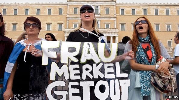 «Σκούπα» Γερμανών στη χώρα