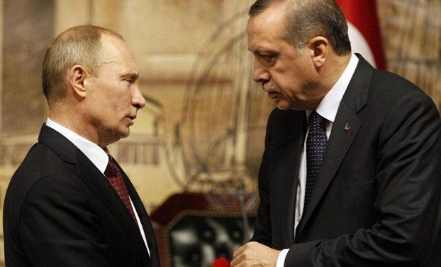 H ρωσοτουρκική σύγκρουση