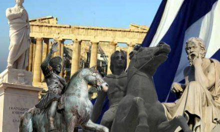Why is the Greek Spirit dead?