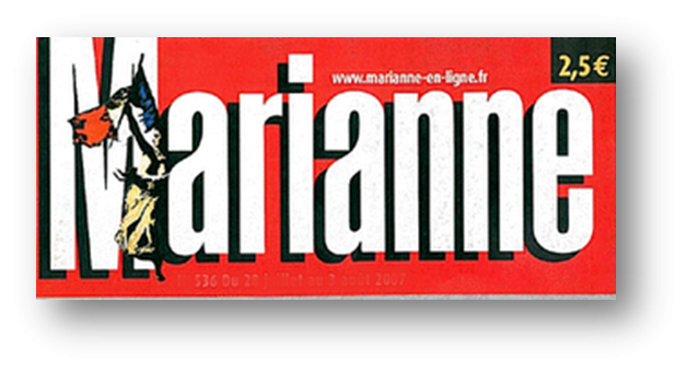 Περιοδικό Marianne: απίστευτο λάθος των ειδικών του ΔΝΤ