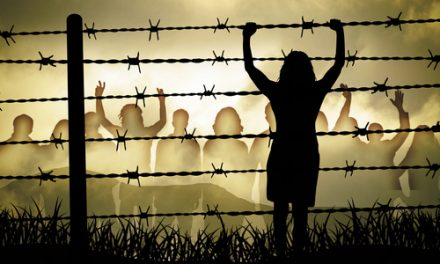 Let us put an end on human trafficking