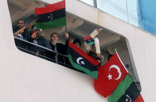 Turkey, Russia and the Libyan conundrum