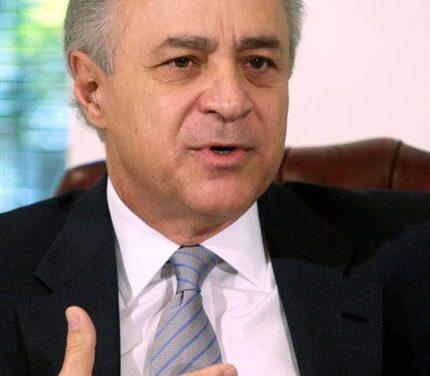 Αποχωρεί με εύσημα από το ΥΠΕΞ ο Γ.Γ. πρέσβης Β. Κασκαρέλης