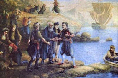 Ἡ συμμετοχὴ τῶν Κυπρίων στὸν Ἀγώνα τοῦ 1821