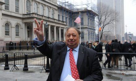 Liberal Party Endorses John Catsimatidis for Mayor