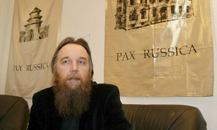 Aleksandr Dugin: The Russian Mystic Behind America's Weird Far-Right