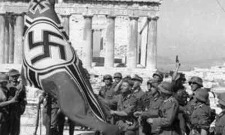 As Germans Push Austerity, Greeks Press Back