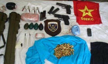 Μέλη της τουρκικής τρομοκρατικής οργάνωσης DHKP-C μεταξύ των συλληφθέντων στη Χίο