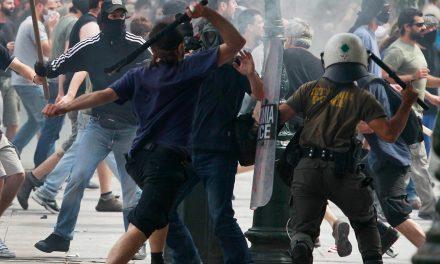 Τριάντα χρόνια πολιτικής βίας