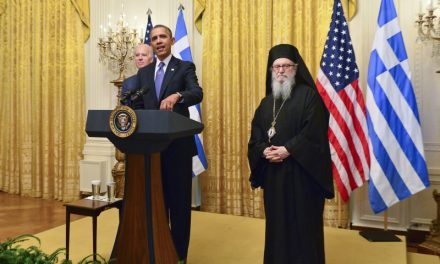 """Barack Obama: The US will continue to stand by the Greek people and Greece will always have an unwavering friend and an ally in the USA"""""""