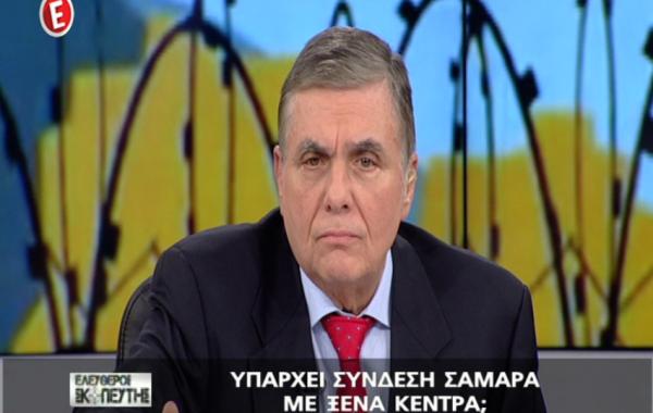Γιώργος Τράγκας ο δημοσιογράφος που αποκαλύπτει και ξεσκεπάζει όσα τα άλλα(συστημικά Ελλληνικά ΜΜΕ) αποσιωπούν…
