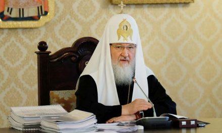 Πατριάρχης Μόσχας: Η Εκκλησία δεν πρέπει να έχει πολιτικούς εχθρούς