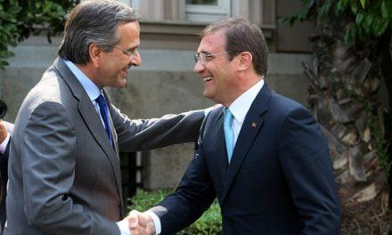 Α. Σαμαράς: Η Πορτογαλία στάθηκε φίλος της Ελλάδας στα δύσκολα
