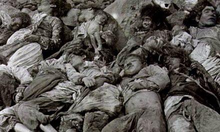 Η τουρκική λυσσαλέα άρνηση της αρμενικής γενοκτονίας