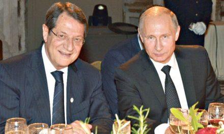 Και αμυντική μεταξύ άλλων συμφωνία Λευκωσίας-Μόσχας