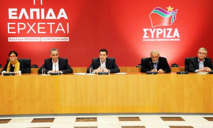 Syriza, Not Greece, Should Head for the Exit