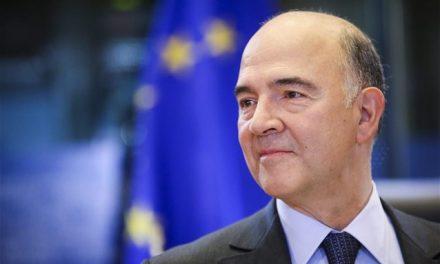 Μοσκοβισί: Δεν προετοιμαζόμαστε για Grexit