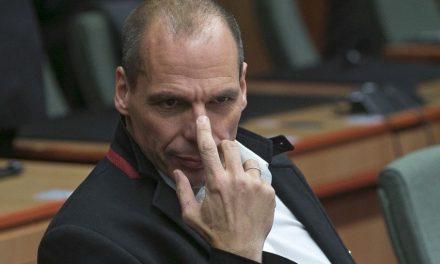Sidelining Varoufakis Won't Solve Greece's Real Problem