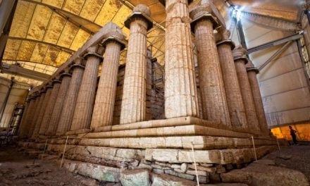 The Temple of Bassae is Greece's Shrouded Beauty