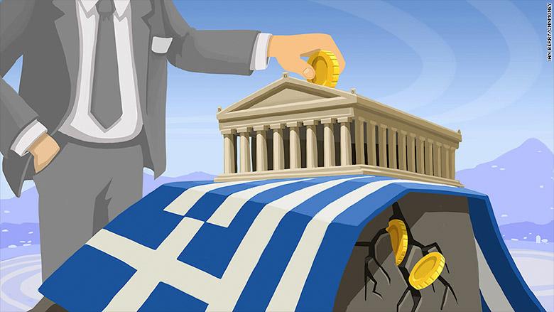 Στην Αθήνα οι επικεφαλής τριών funds