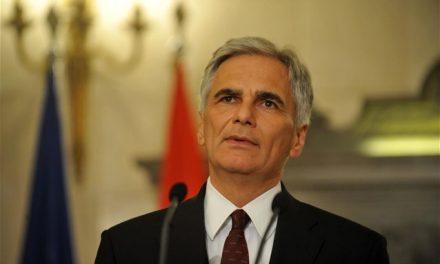 Φάιμαν: Δεν θα περιφράξουμε την Αυστρία, αλλά πρέπει να λάβουμε τεχνικά μέτρα