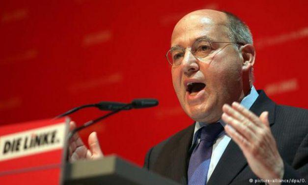 Γκίζι: Χωρίς αναδιάρθρωση, η Ελλάδα δεν μπορεί να τα καταφέρει!