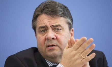 «Καγκελάριος» της Γερμανίας για 13 λεπτά έγινε σήμερα ο Γκάμπριελ