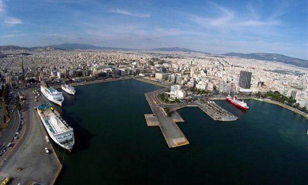 Στα 40 ισχυρότερα λιμάνια του κόσμου ανήκει ο Πειραιάς