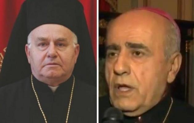 Οι καθολικοί ιεράρχες στη Συρία υπέρ του Πούτιν