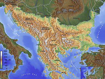 Η γεωπολιτική των μεγάλων δυνάμεων στα Βαλκάνια