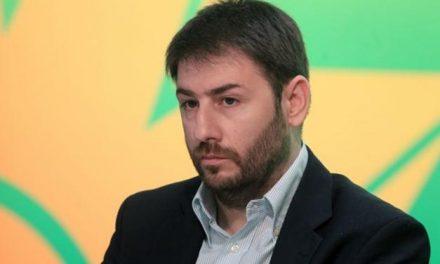 Νίκος Ανδρουλάκης: Οι πρόωρες εκλογές στην Τουρκία επιταχύνουν τις εξελίξεις στις ευρωτουρκικές σχέσεις