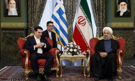 Iran ready to expand cooperation with EU, Greece: President Rouhani