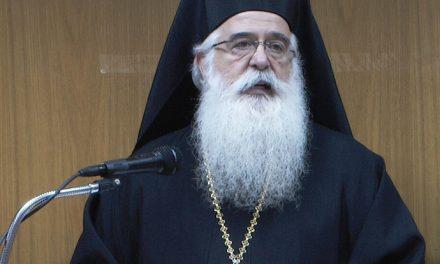 Δημητριάδος Ιγνατίος για την Πανορθόδοξη: Η Συνοδικότητα είναι κεντρική στην Ορθόδοξη Εκκλησία