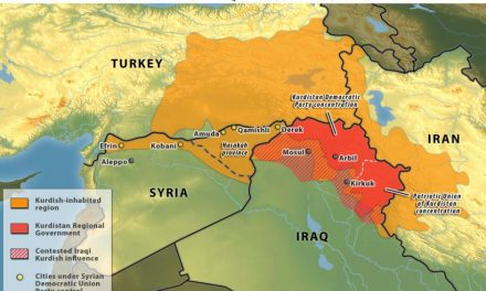 """The Kurdish question, the fate of Syria and the """"greater Middle East"""""""