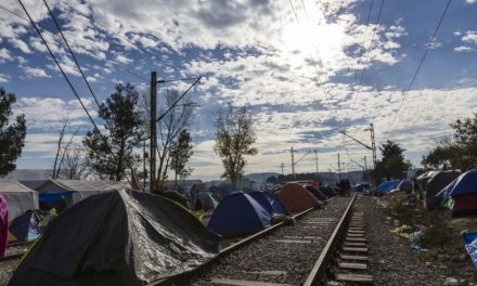 Ανοιξε η σιδηροδρομική γραμμή τη Ειδομένης