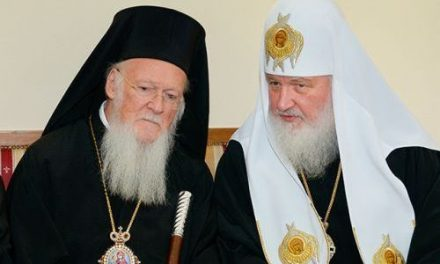 Let the schism begin: Moscow isolates itself in Orthodox world
