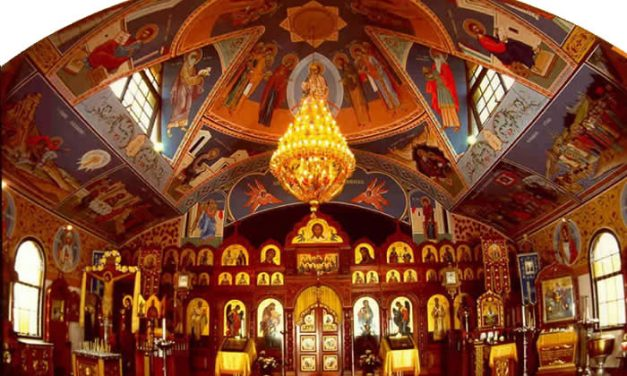 Meaning of Macedonian Issue in Geopolitical Game between Churches