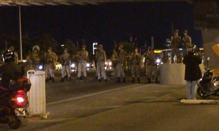 Report says Turkey's coup stage managed