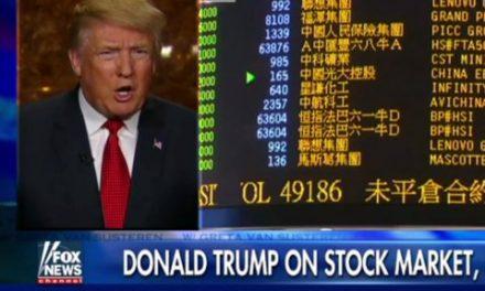 Νέες προειδοποιήσεις των αγορών εναντίον της εκλογής Τραμπ