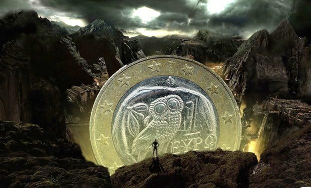 H Ελλάδα πρέπει να φύγει απ' το ευρώ με αντάλλαγμα την ολική διαγραφή του χρέους